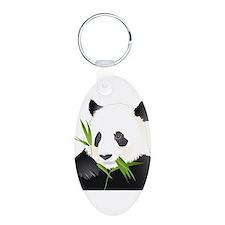 Panda Bear Keychains