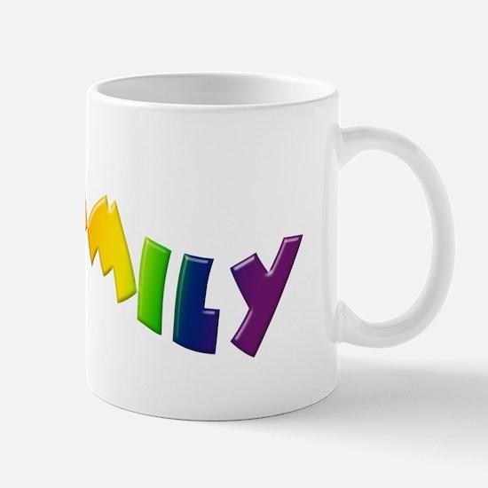 Lesbian Family Pride, Pets Mug
