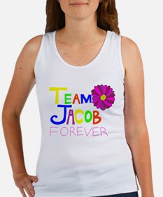 Team Jacob FOREVER Women's Tank Top