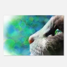 Kitty Postcards (Package of 8)