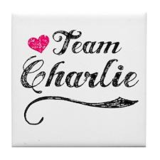 Team Charlie Tile Coaster