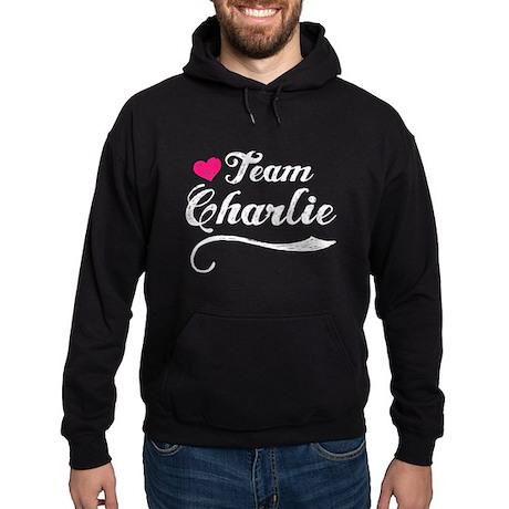 Team Charlie Hoodie (dark)