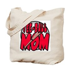 T-BALL MOM Tote Bag