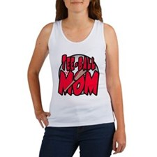 T-BALL MOM Women's Tank Top