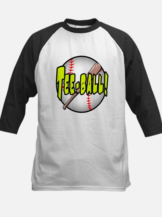 TEE-BALL! Kids Baseball Jersey
