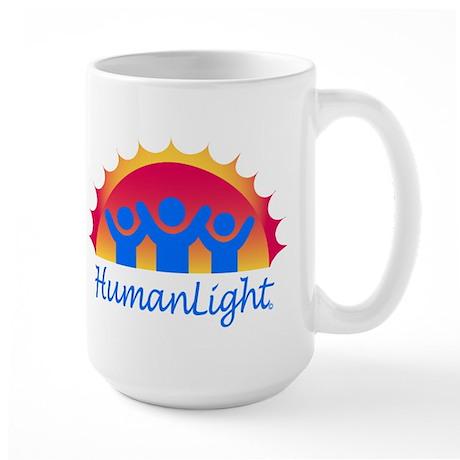 HumanLightNew Mugs