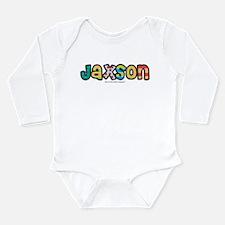 Jaxson Long Sleeve Infant Bodysuit