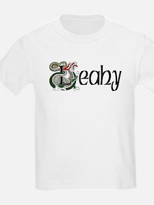 Leahy Celtic Dragon Kids T-Shirt