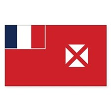 Wallis and Futuna Flag Decal
