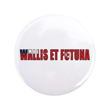 "Wallis and Futuna 3.5"" Button (100 pack)"