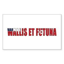 Wallis and Futuna Decal