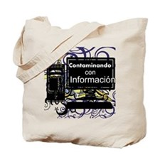 Contaminacion Tote Bag