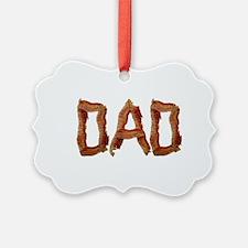 Bacon Dad Ornament