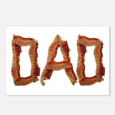 Bacon Dad Postcards (Package of 8)