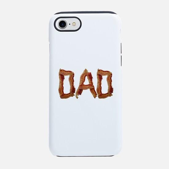 Bacon Dad iPhone 7 Tough Case