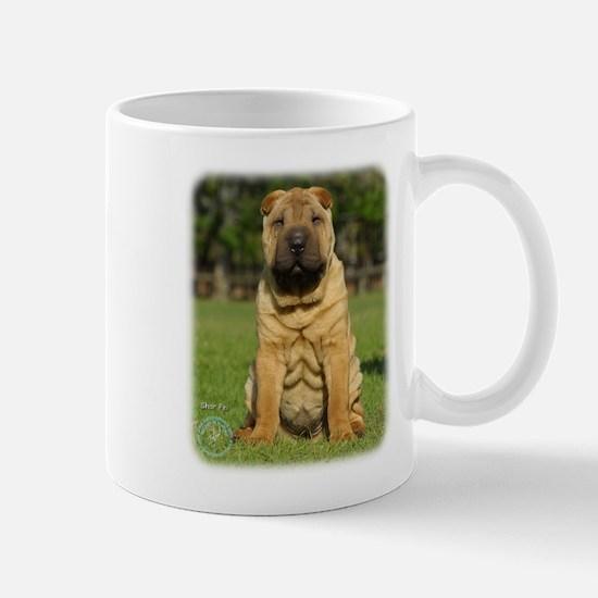 Shar Pei 9M100D-049 Mug