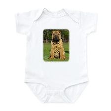 Shar Pei 9M100D-049 Infant Bodysuit