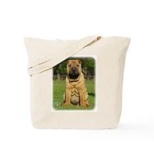 Shar Pei 9M100D-049 Tote Bag
