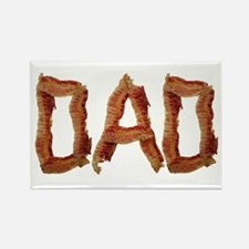 Bacon Dad Magnets