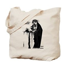 THE DANCER'S REWARD Tote Bag