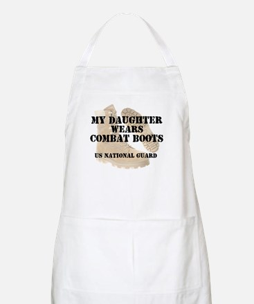 My Daughter Wears NG DCB BBQ Apron