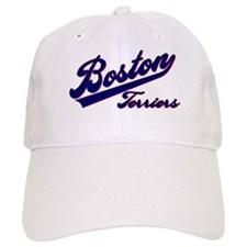 Boston Terriers SCRIPT Baseball Cap