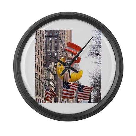Betty - America! Large Wall Clock