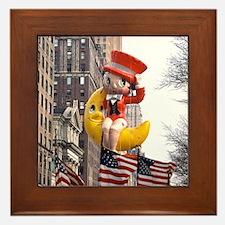 Betty - America! Framed Tile