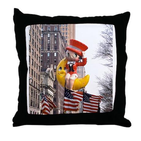 Betty - America! Throw Pillow