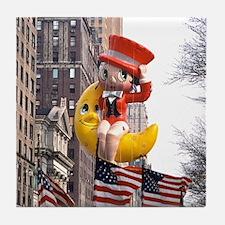 Betty - America! Tile Coaster
