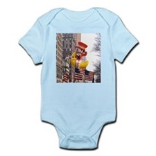 Betty - America! Infant Bodysuit