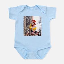 Betty - America! Infant Bodysuit