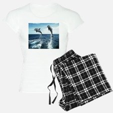 Dolphins In The Ocean Pajamas