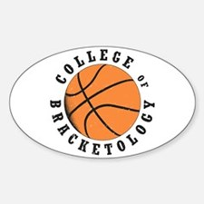College of Bracketology Decal