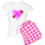Ladybug Love Women's Light Pajamas