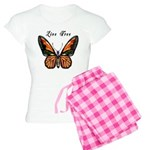 Butterfly Women's Light Pajamas