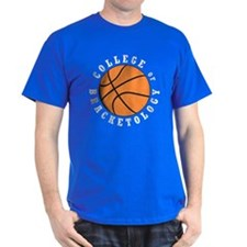 College of Bracketology T-Shirt