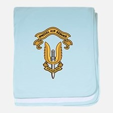 Special Air Service baby blanket