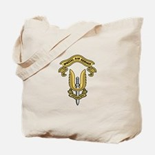 Special Air Service Tote Bag