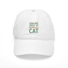 Burmilla Cat Baseball Cap