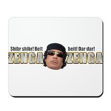 Zenga Zenga Mousepad