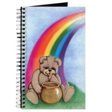 Teddy's Gold Journal