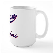 Doberman Pinschers SCRIPT Mug