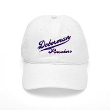 Doberman Pinschers SCRIPT Baseball Cap