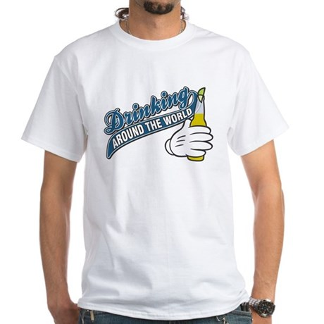 Drinking Around The World Competition T-Shirt