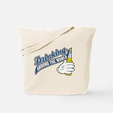 Drinking Around the World Tote Bag