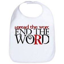 End the Word Bib