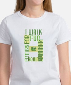I Walk for Fun... Tee