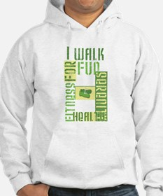 I Walk for Fun... Hoodie