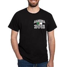 Algeria Soccer 2011 T-Shirt